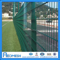 Heavy duty 4x4 welded wire mesh panels / Galvanized Wire mesh home depot
