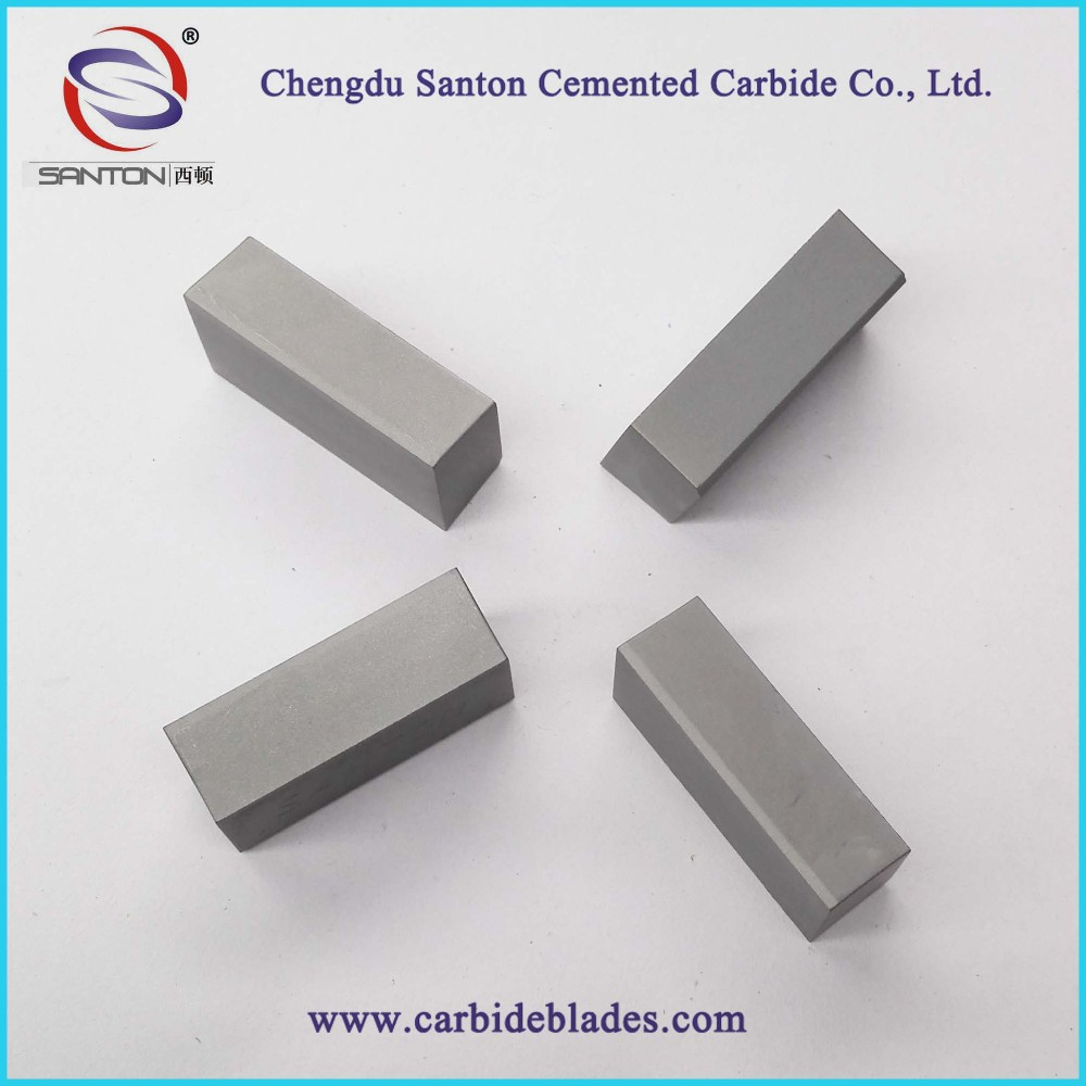 K20 P30 A120 cemented carbide brazed tips