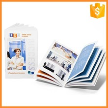 A4 Or A5 Paper Board Roller Bearings Catalogue Brochure Printing