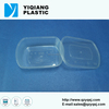 Microwave safe plastic takeaway food containers suppliers with lid