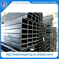 China Trade Assurance Manufacturer galvanized steel pipe price per kg