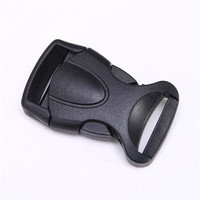 Plastic glide insert buckle for suitcase plastic buckles for backpacks