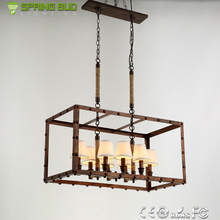 Nordic industrial vintage china wholesale home decoration pendant lamp