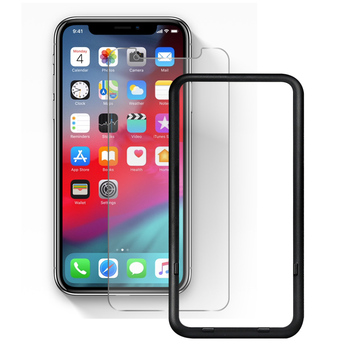 In Stock ! Screen Protector For iPhone Xplus , 9h 0.33mm Anti fingerprint Tempered Glass For iPhone Xplus Screen.