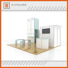 EXPO custom booth10ft x10ft exhibition booth contractor
