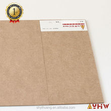 good quality backing MDF board for furniture