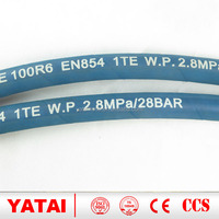 hydraulic rubber hose prices / brand names hydraulic hose SAE 100R3
