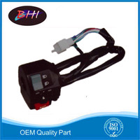 Factory direct motor handle switch for JB150, motorcycle parts and accessories