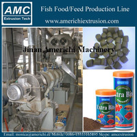 New design fish food machine/floating fish feed pellet machine