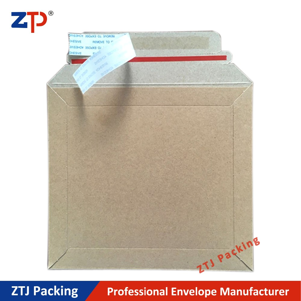 CCNB delivery mailers High quality printing paper board courier envelope for mailing