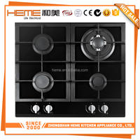 Enamel pan support 4 burners gas oven (PG6041BG-C2CB)