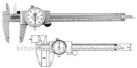 "(181-3112S) 0-8"" x 0.001"" Internal Outside Dial Vernier Caliper"