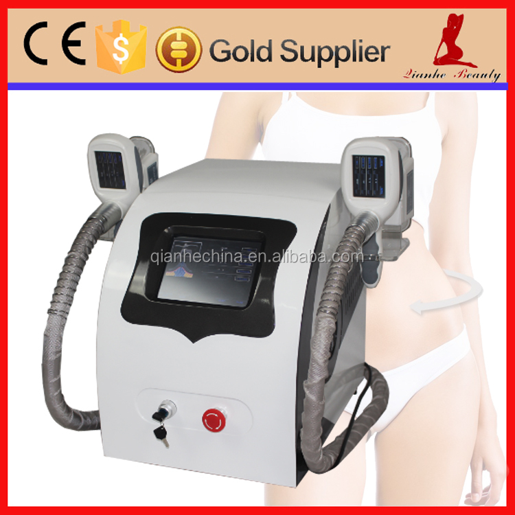 Portable cryo slimming fat removal massage cryotherapy fat freezing device