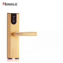 Free Interface Electronic Hotel Key rf Card Door Lock Entry System