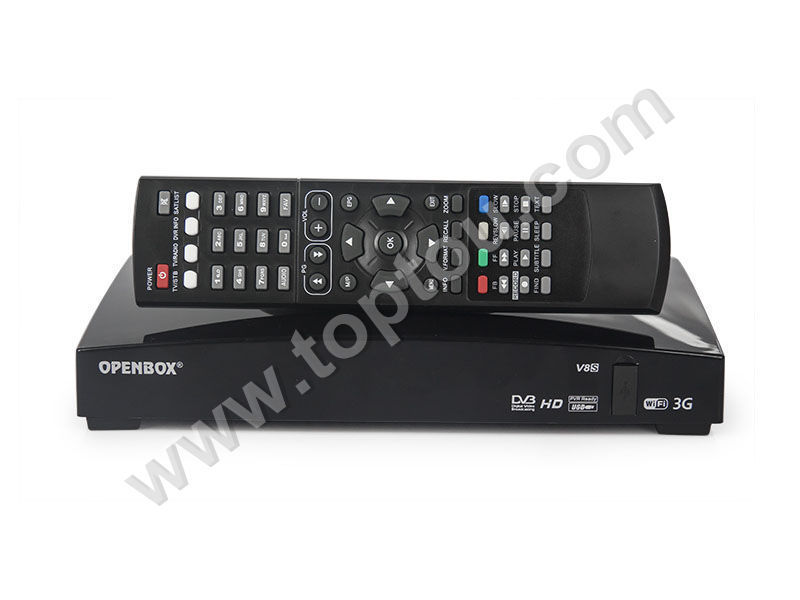 Satellite TV Receiver Openbox V8S iptv satellite receiver Videotext Decoder