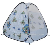 pop up kids playing tent