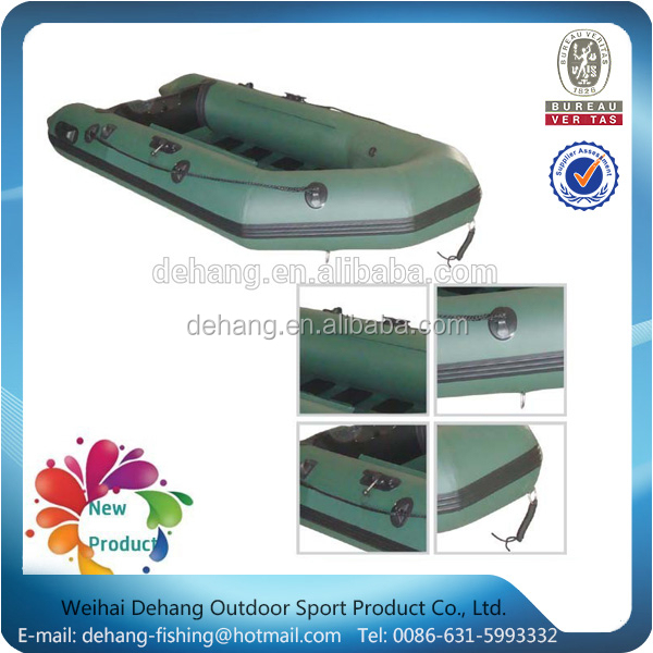 2015 Hot Sale Chinese Inflatable 10 Ft Flat Bottom Aluminum Fishing Boat