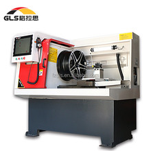 alloy wheel fully automatic cnc repair lathe machine