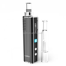 Attention!!!unique variable taste,Water filter function vape through cloud pen dry herb atomizer