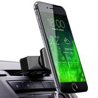 Universal CD Slot Magnetic Cradle-less Smartphone Car Mount Holder
