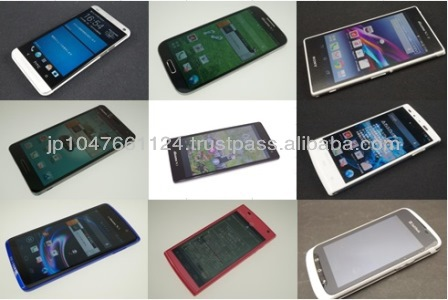 Japan Quality korean brand mobile phones of good condition for retailer and wholeseller