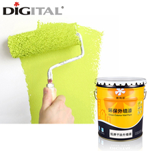 Eco-friendly Architectural paint Exterior wall acrylic emulsion paint price