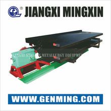 High efficency Gold Shaking Table for seperator alluvial gold ore