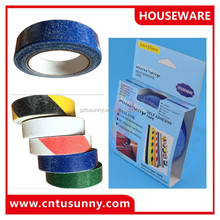 2016 New Arrival Stair PVC Anti Slip Tape Safety Grit Non Slip Tape Anti Skid Tape