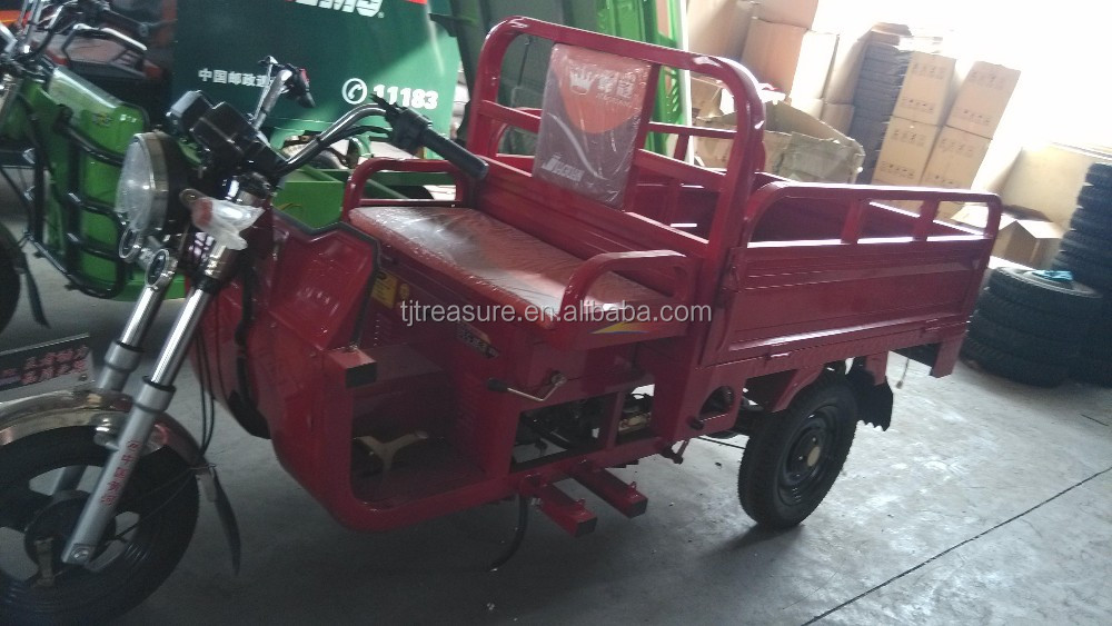 cabin three wheel motorcycle/piaggio ape for sale/motorized drift trike parts