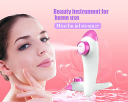2016 Trending New model with Private label Home use handheld facial mist spray machine