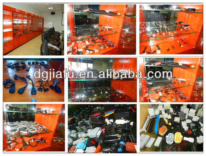 Wire harness for different kinds/cable made in China Dongguan