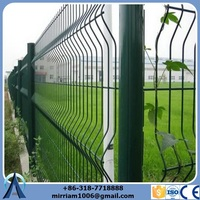 High quality 50*50mm sheet metal fence panel/temporary fence panel/ temporary metal fence panel