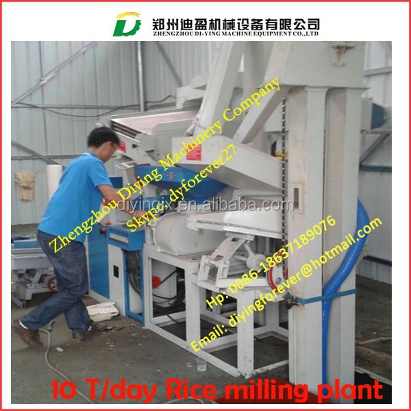combined rice mill manufacturer/rice machine/rice milling machine