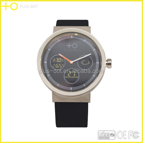 High quality stainless steel case bluetooth latest wrist watch mobile phone
