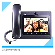 ZTE ZXV10 V510 V2 Android sip video phone with 7 inch capacitive touch screen