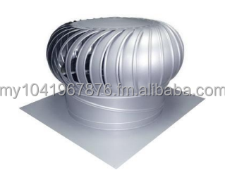 Roofing Turbine Ventilator - Aluminium Alloy & Stainless Steel