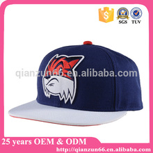 Custom Blank Flat Bill Wholesale Hat And Cap Baby Hat Snapback Caps