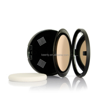 Professional cosmetics high quality foundation milk whitening skin pressed face press powder