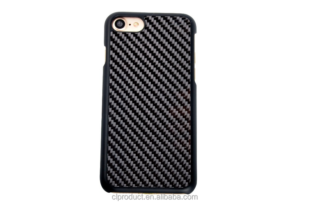 Factory Direct Sale Cheapest Carbon Fiber Phone Cover