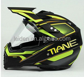 motocross cycle helmet de cros para motocicleta motorcycle cross cascos para motocicle helmet with sun visor