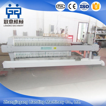 waste water treatment plant for plastic recycling
