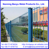 different color cheap welded wire mesh fence panels