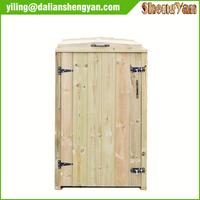 Appealing solid Cedar wood Garden Storage Box