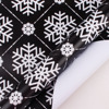 Modern Christmas wrapping paper holiday decorative paper paper snowflake patterns