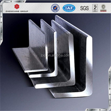hot sale galvanized equal angle steel , mild steel angle standard sizes