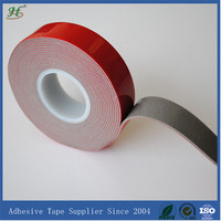 800mm X 33m ISO9001 Shanghai double sided 3m equivalent vhb adhesive to stick plastic to metal