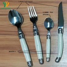 High Quality Laguiole Dinner Knife and Fork Set/Laguiole Cutlery Set