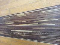 American Black Walnut Fineline hardwood flooring