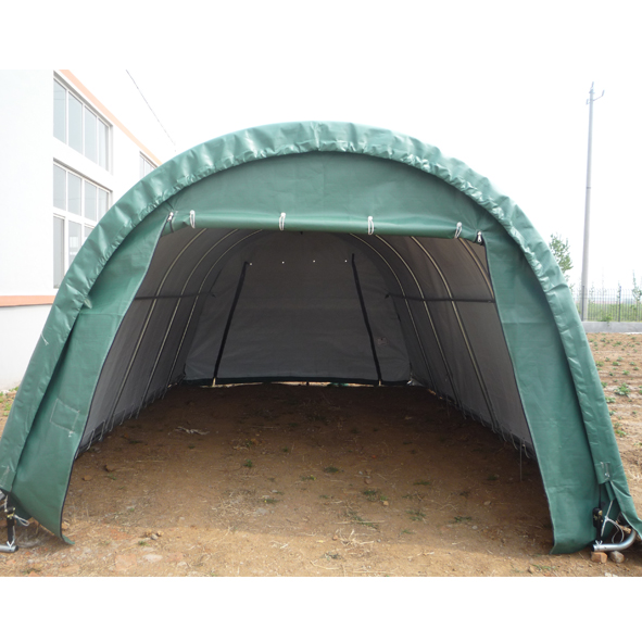 Car Shelter Steel : Prefabricated steel structure building car shelter auto