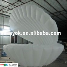 Wholesale inflatable white shell/inflatable conch made in china